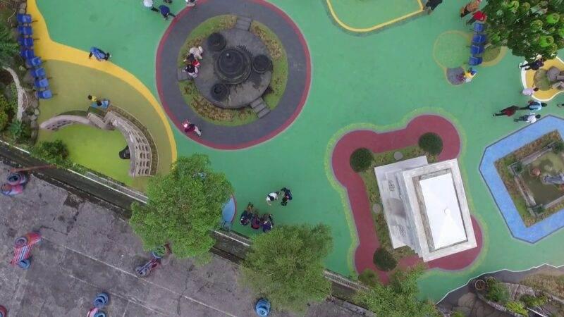 Taman New Balekambang Tawangmangu, Wisata 1001 selfie
