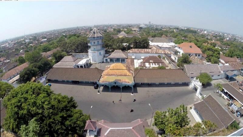 Sejarah Keraton Surakarta (Solo) beserta dengan silsilah Keraton Surakarta Lengkap