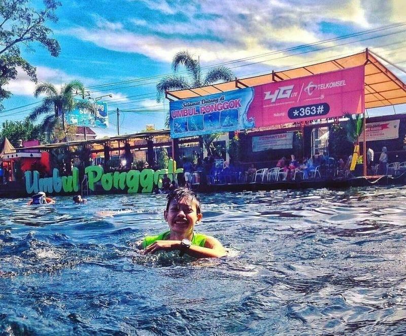 Umbul Ponggok Klaten – Keindahan Kolam Renang Air Alami