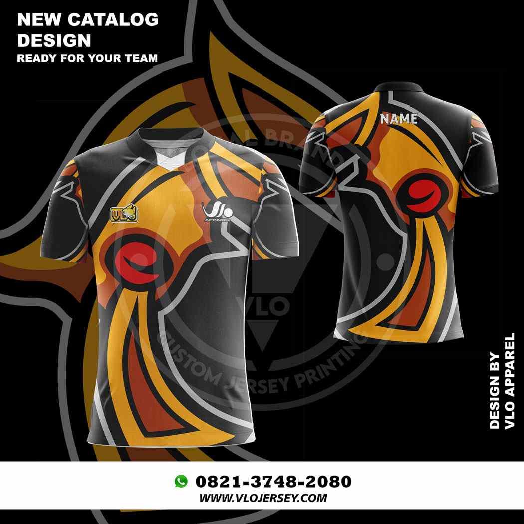 gaming jersey design