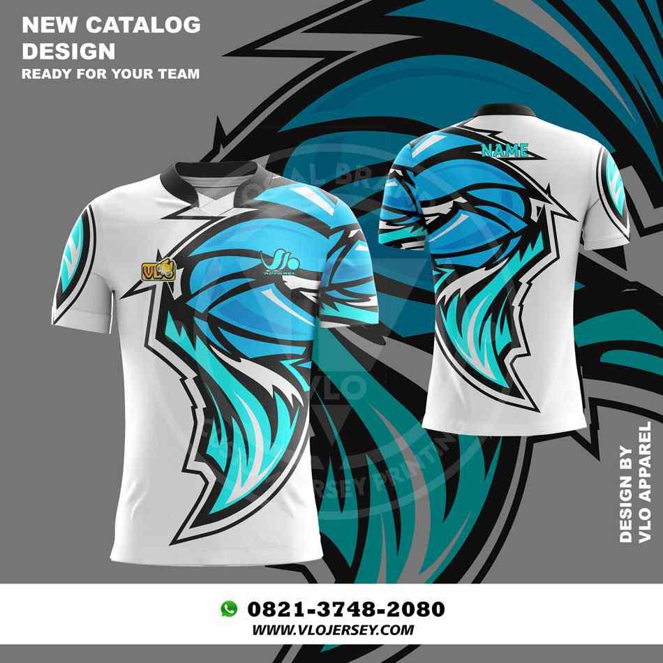 jersey gaming design