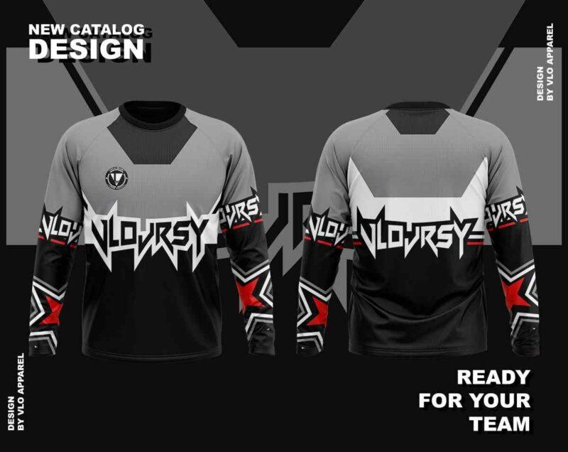 mtb jersey design